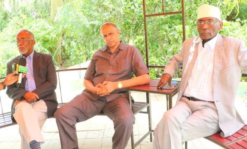 """Dadka Deegaammadaas Waxaannu Leenahay Madaxweynaha Somaliland Wuxuu Amray in Ciiddammaddu Qaranku talaabo adag qaaddaan"""" Wasiirka Madaxtooyadda"""