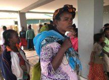 Dibadbaxyo hareeyay Addis Ababa kaddib markii la dilay 23 qof