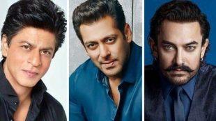 Maxay baryahaan si qarsoodi ah ugu kulmaan Shahrukh Khan, Salman Khan iyo Aamir Khan?