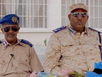 Ciidanka Booliska Somaliland Oo Qabtey Xashiishad