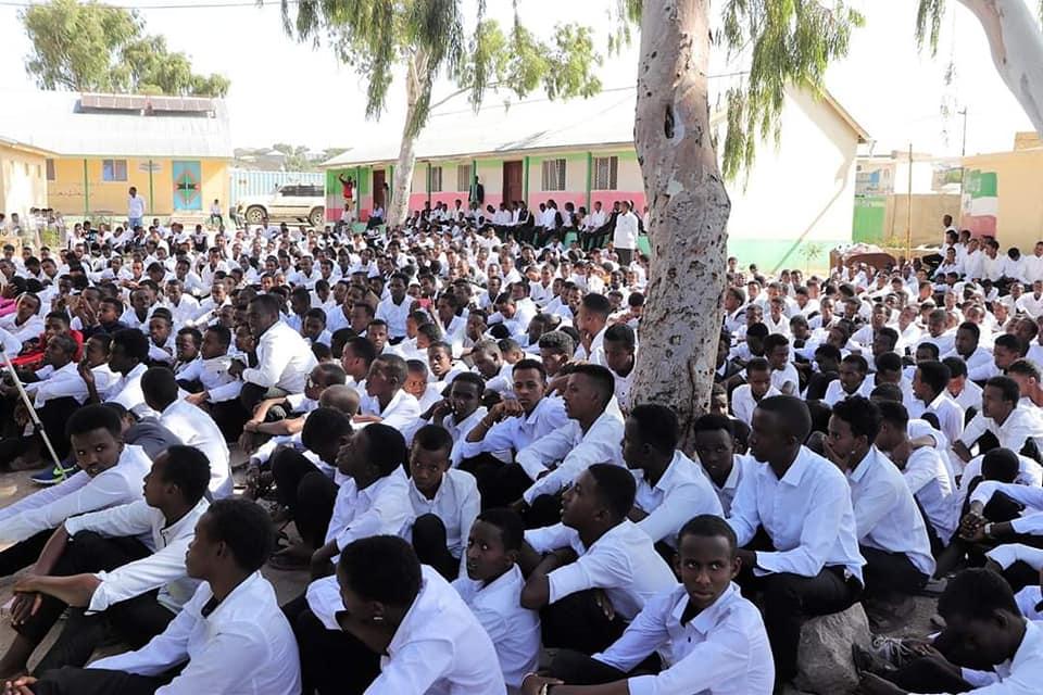 Deg Deg, 450 Arday o Somaliland ah o waxbarsho ka Hellay jaamacadaha Ethiopia