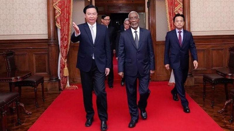 Taiwan iyo Somaliland oo Aqalka Cad e maykanku  uu ku amaanay xiriirka cusub ee ay yeesheen