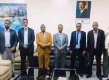 Wafti Ka Socda Somaliland Oo Gaadhay Dalka Uganda Iyo Ujeedada Safarkooda