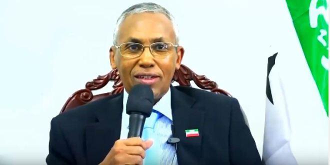 Koonfur Afrika Oo Lagu Qabtay Shir Lagu Taageerayo Qadiyadda Somaliland