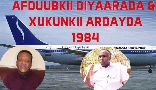 DAAWO;-Xog Waranka 36 Guurada Kasoo Wareegtay Afduubkii Diyaaradii Somali Airline Iyo Dareenka Ardaydii Dilka Lagaga Badbaadiyay!
