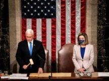 Kongareeska oo ansixiyay guushii Joe Biden