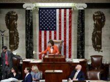 Kongreska Mareykanka oo markale soo jeediyay xil ka qaadista Trump