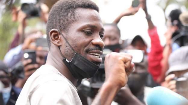 Ninkii la tartamayay Museveni oo sheegay in noloshiisa halis ku jirto