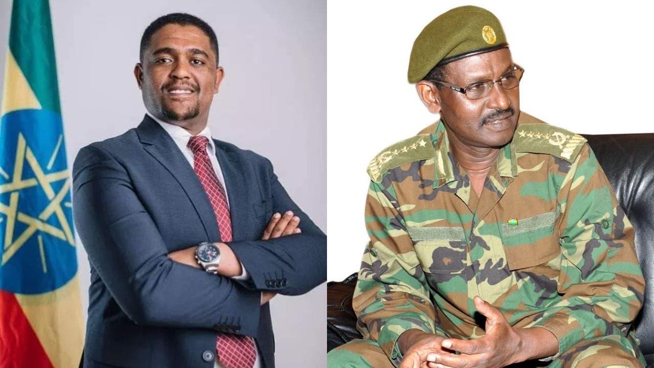Xasaasi:Madaxweynaha Kililka Oromia & Taliyaha Ciidanka Milateriga Itoobiya oo safar qarsoodi ah ku tegay Muqdisho